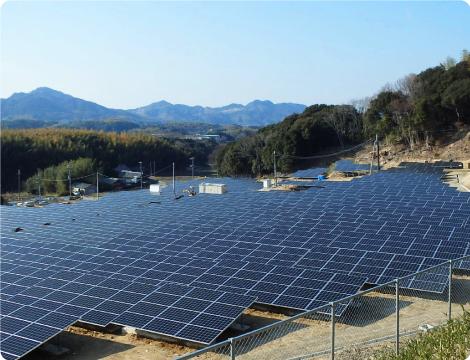 可能性は無限大!再生可能エネルギーの力